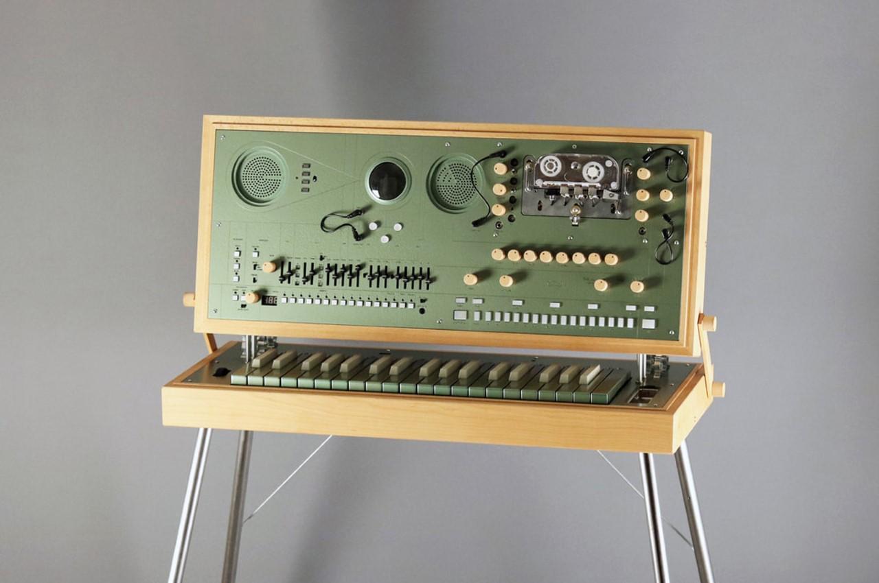 Love Hultén EC1 Modular Synth