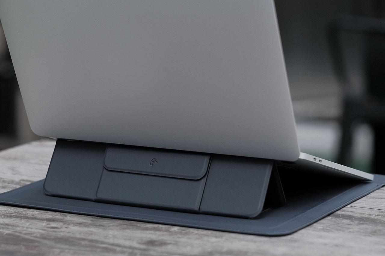 FLIKK Laptop Stand by Jexter Lim